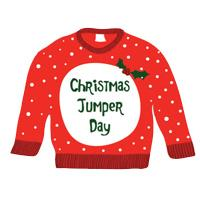 Save the Children's annual Christmas Jumper Day..