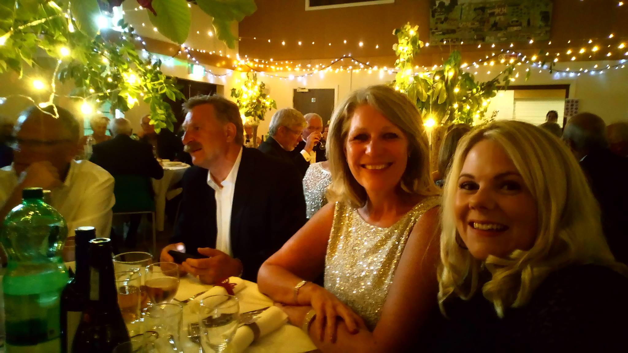 A wonderful evening in support of St Peter's Hospice in Bishop Sutton