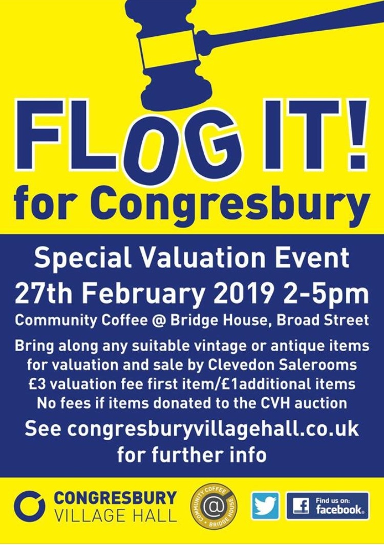 First exciting Event at the Congresbury Community Café ...