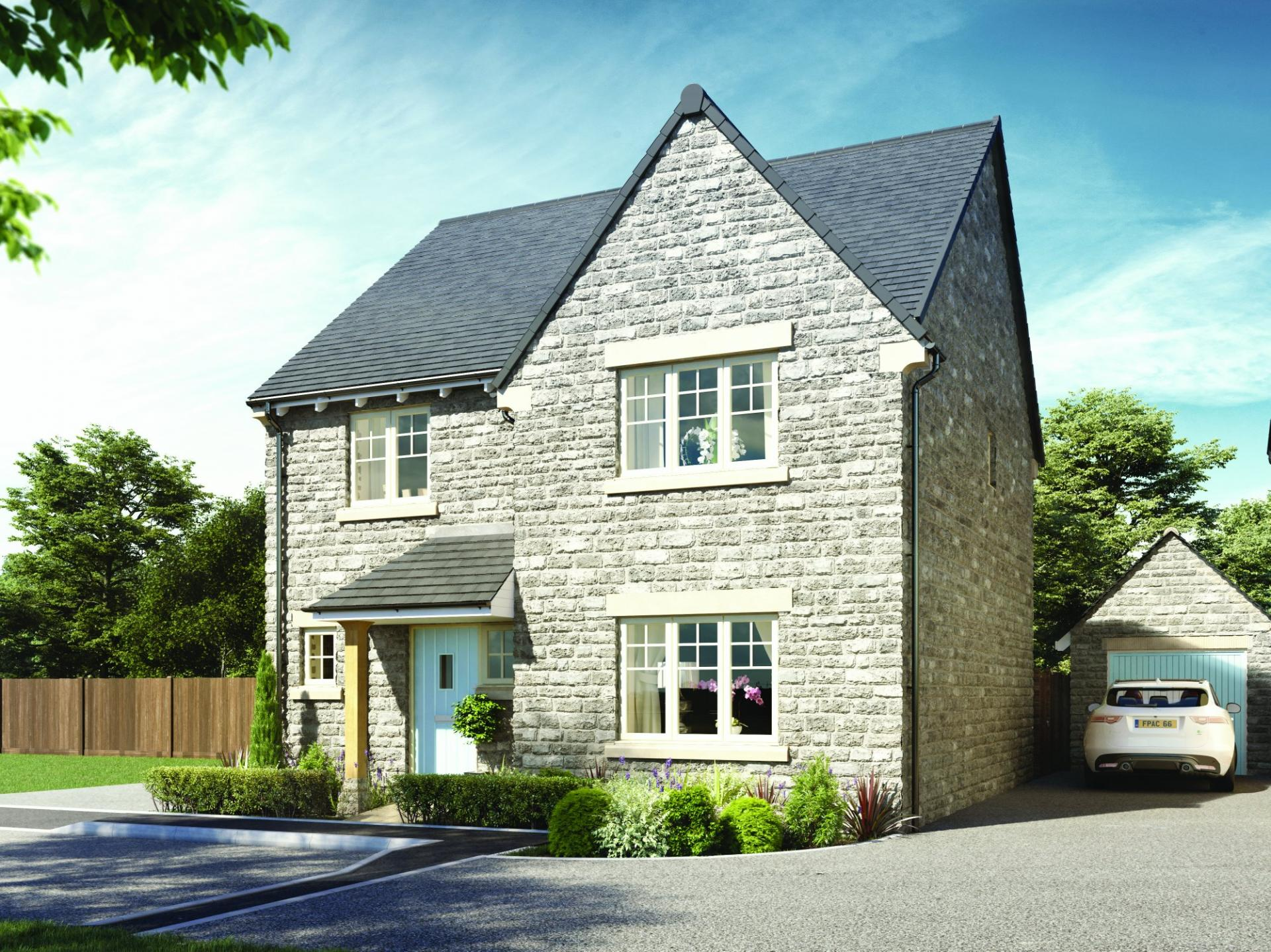 Nearly 40% sold at Cox's Green, Wrington!