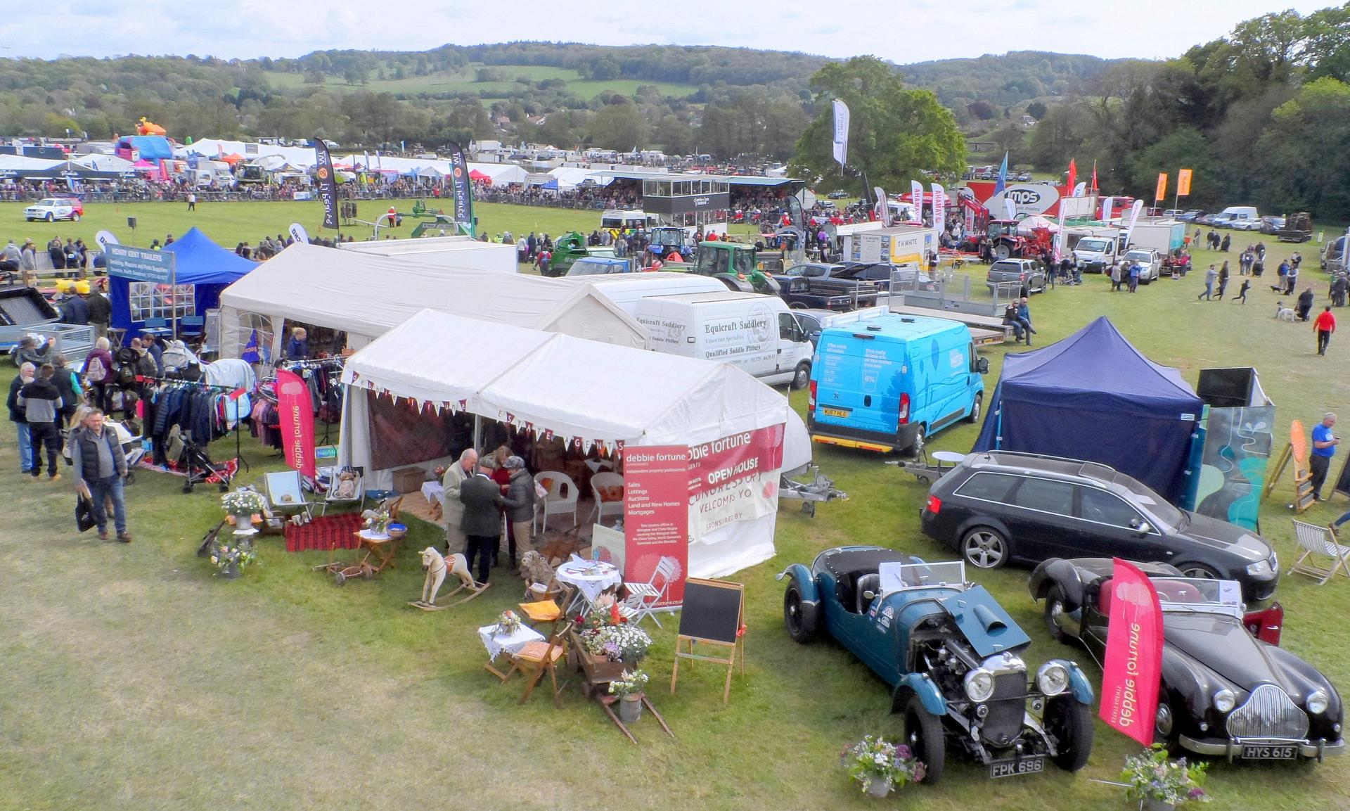 Another fantastic year at the North Somerset Show!