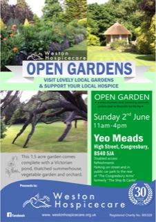 Yeo Mead Open Garden...