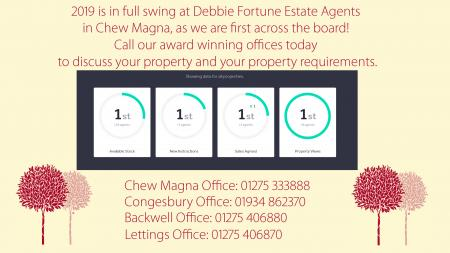 Our Chew Magna Office is first across the board!
