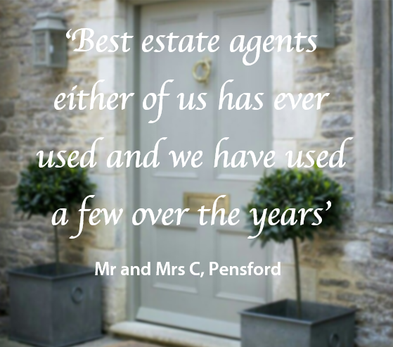 Recommendations like these from our clients are what makes it all worth while...