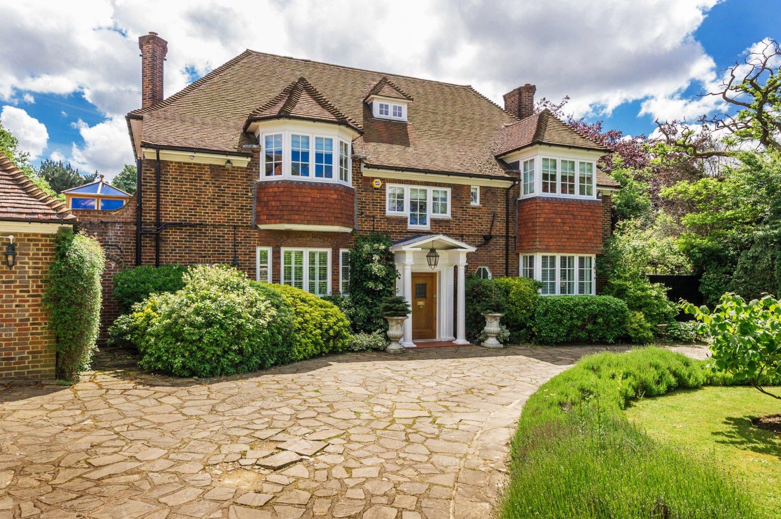 1930s mansion in South Sutton Surrey