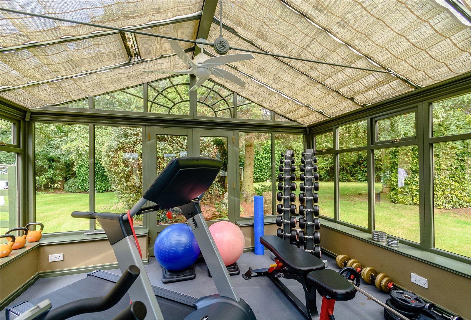 Leeds, West Yorkshire, 7 Bedrooms, Home Gym