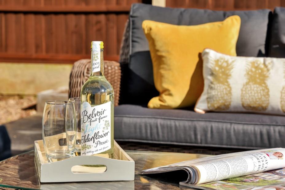 Lemon & Lime Interiors outdoor garden furniture styling