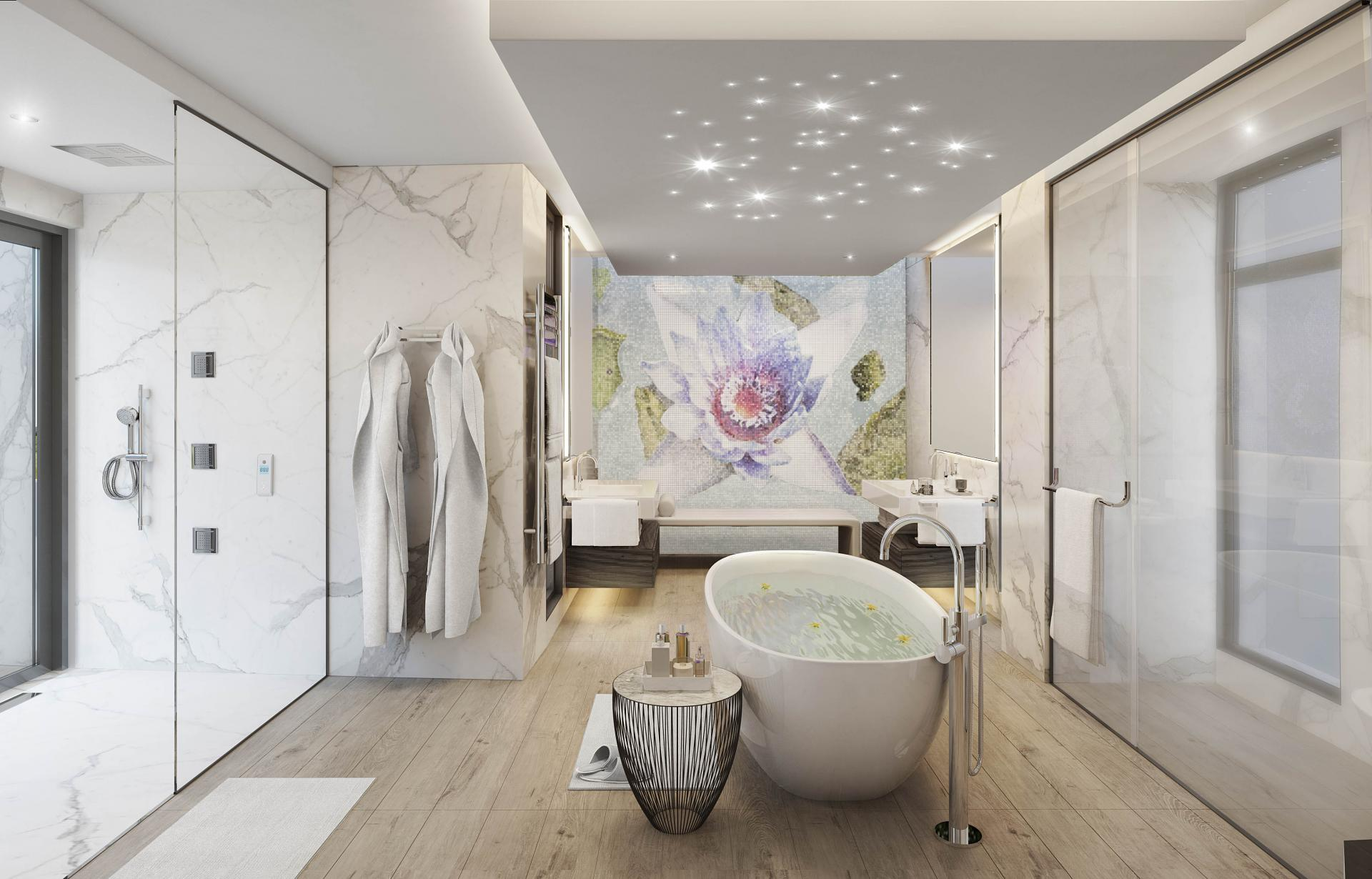 wonderful beautiful master bathroom | Top 10 beautiful bathrooms from around the world - Blog