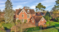 Homes for £1 million around the UK
