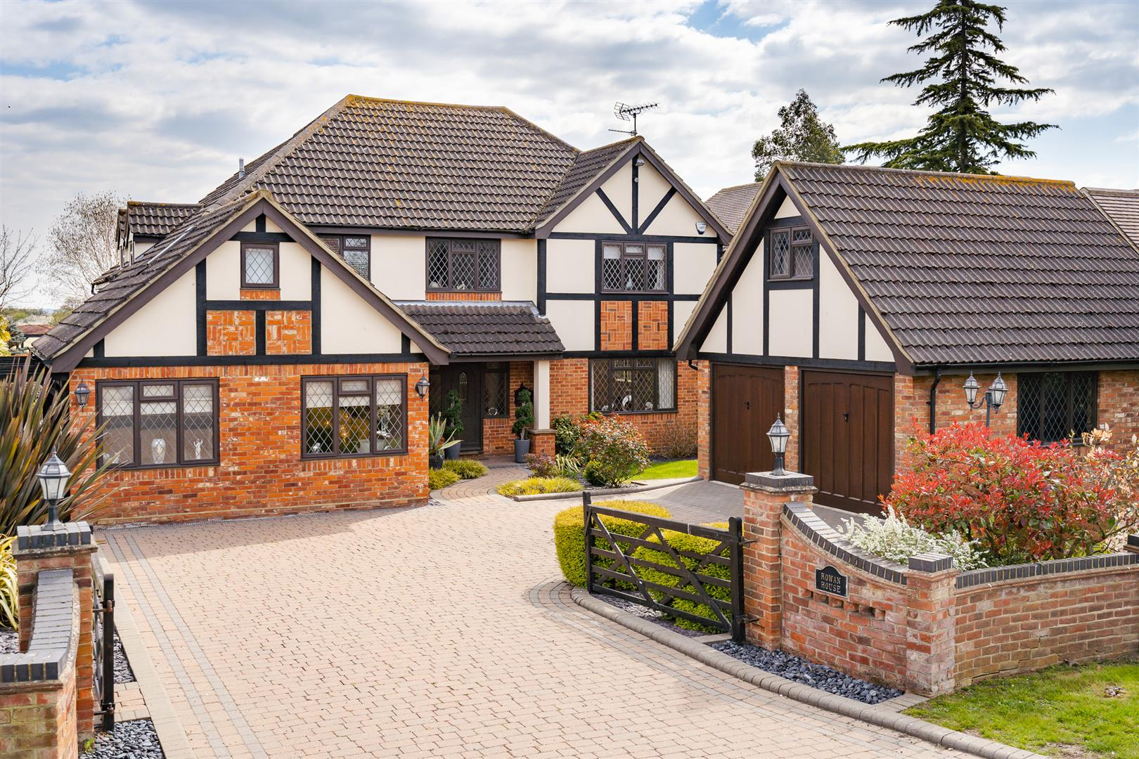 beautiful family home in North Farmbridge Essex with Fine & country