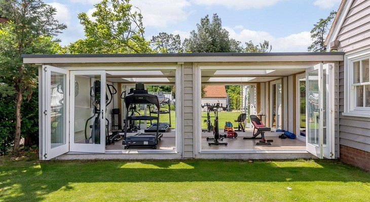 Fitness Without the Membership: 10 Properties with Home Gyms