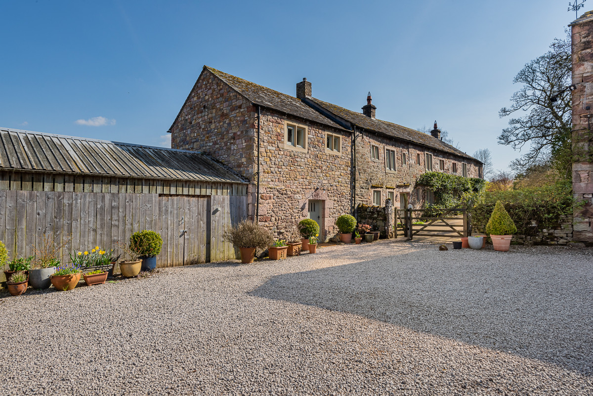 beautiful stone farmhouse in Eden Valley with Fine & Country