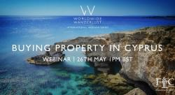 International Webinar Series: Focus on Cyprus