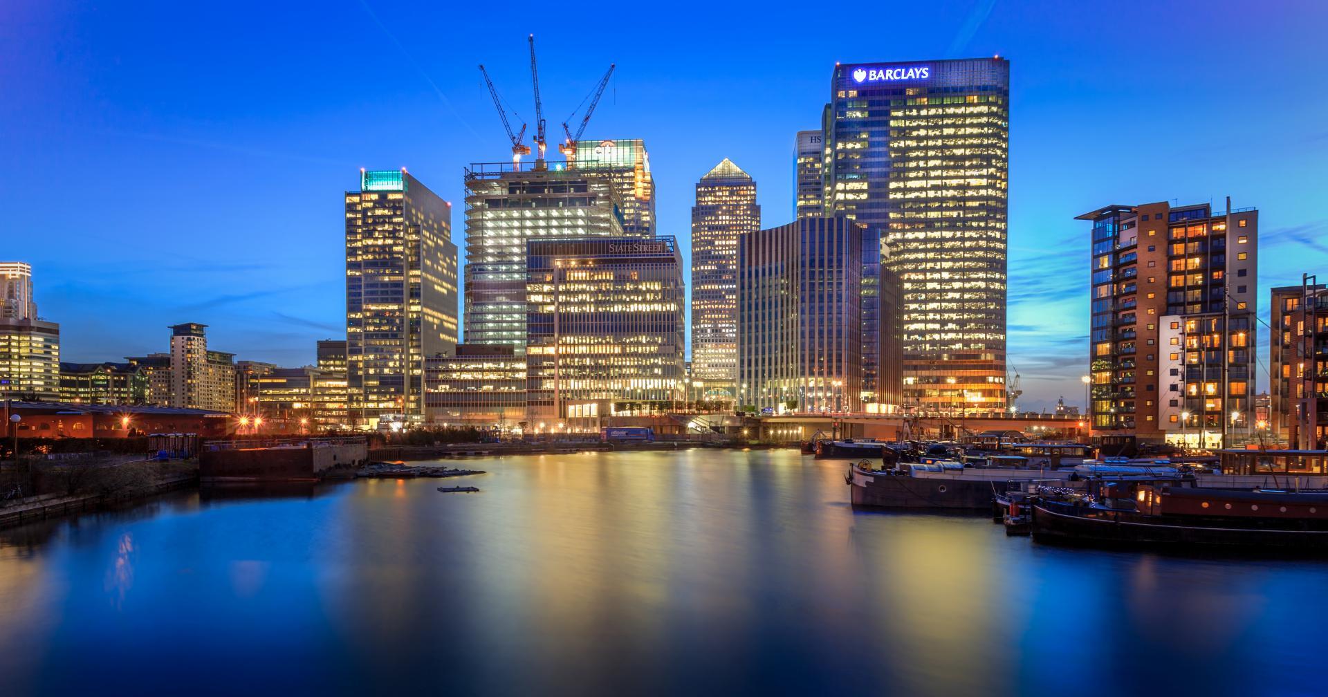 City Living - Focus On Canary Wharf