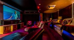 The Silver Screen: 10 Properties with Home Cinemas