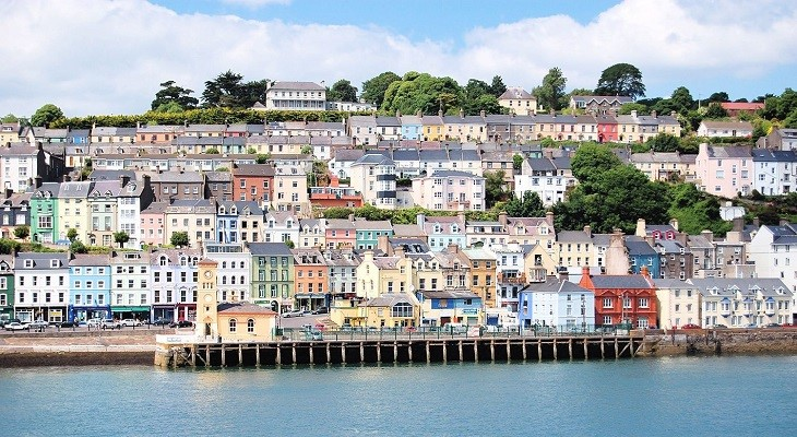 Top 10 Most Colourful Places To Live In The UK
