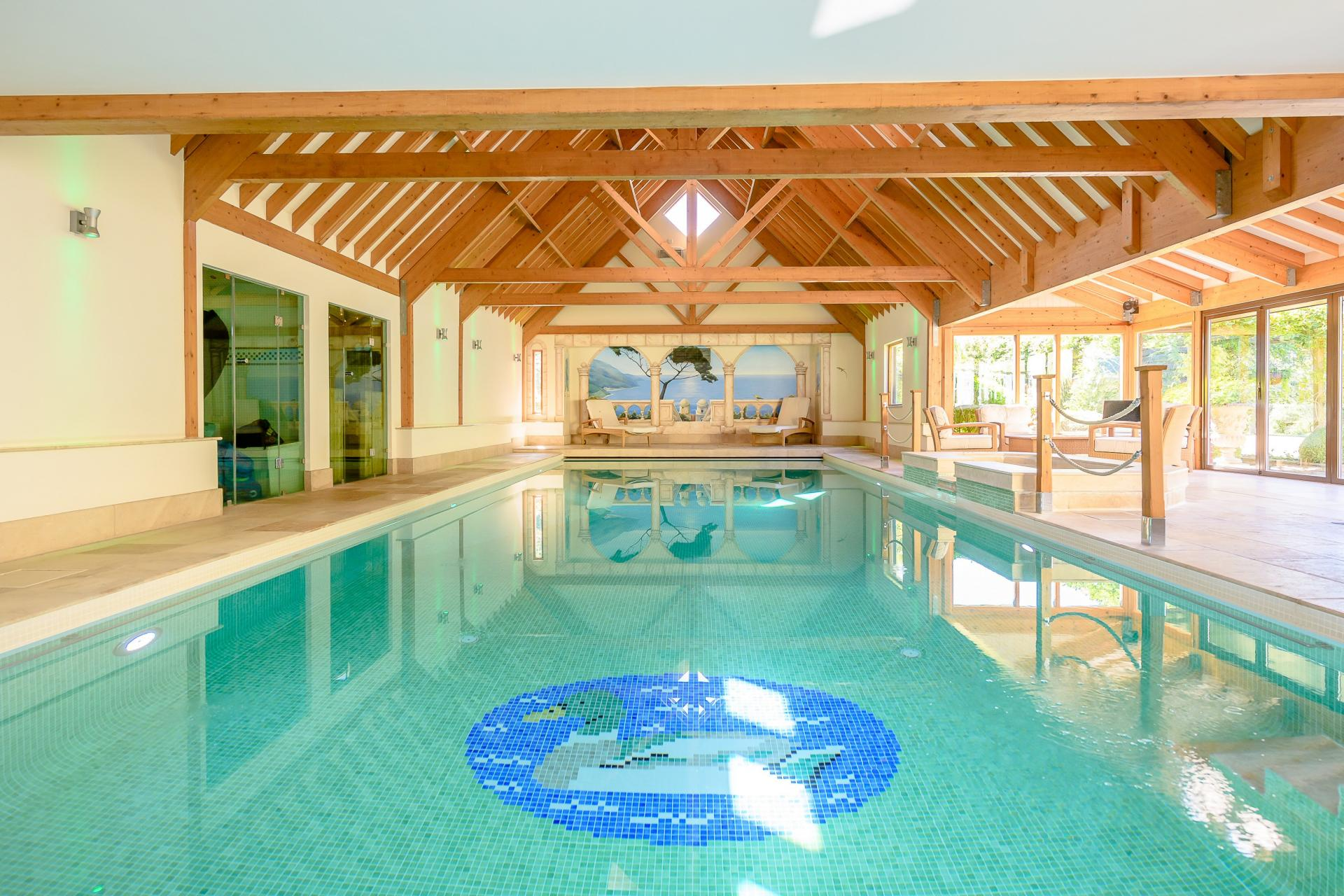 Top 10 homes for the fitness fanatic