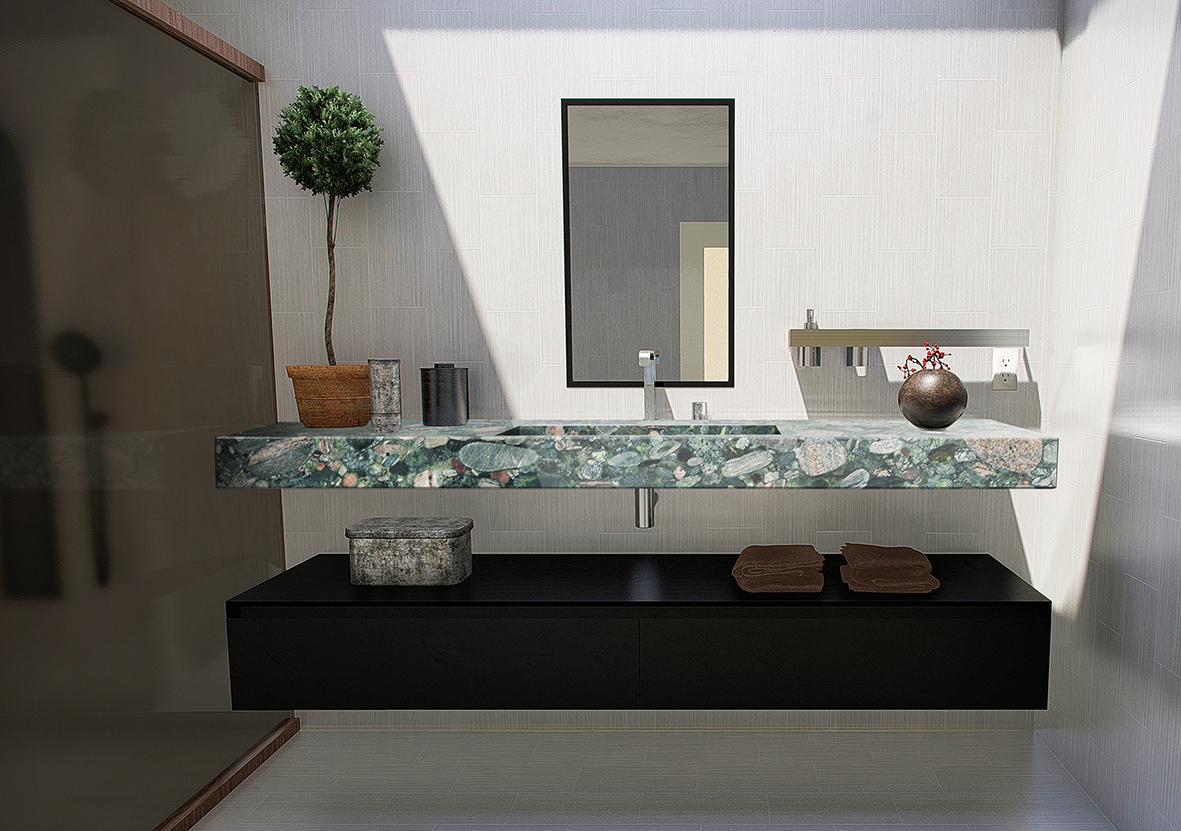 Cullifords - Marinace Verde Granite