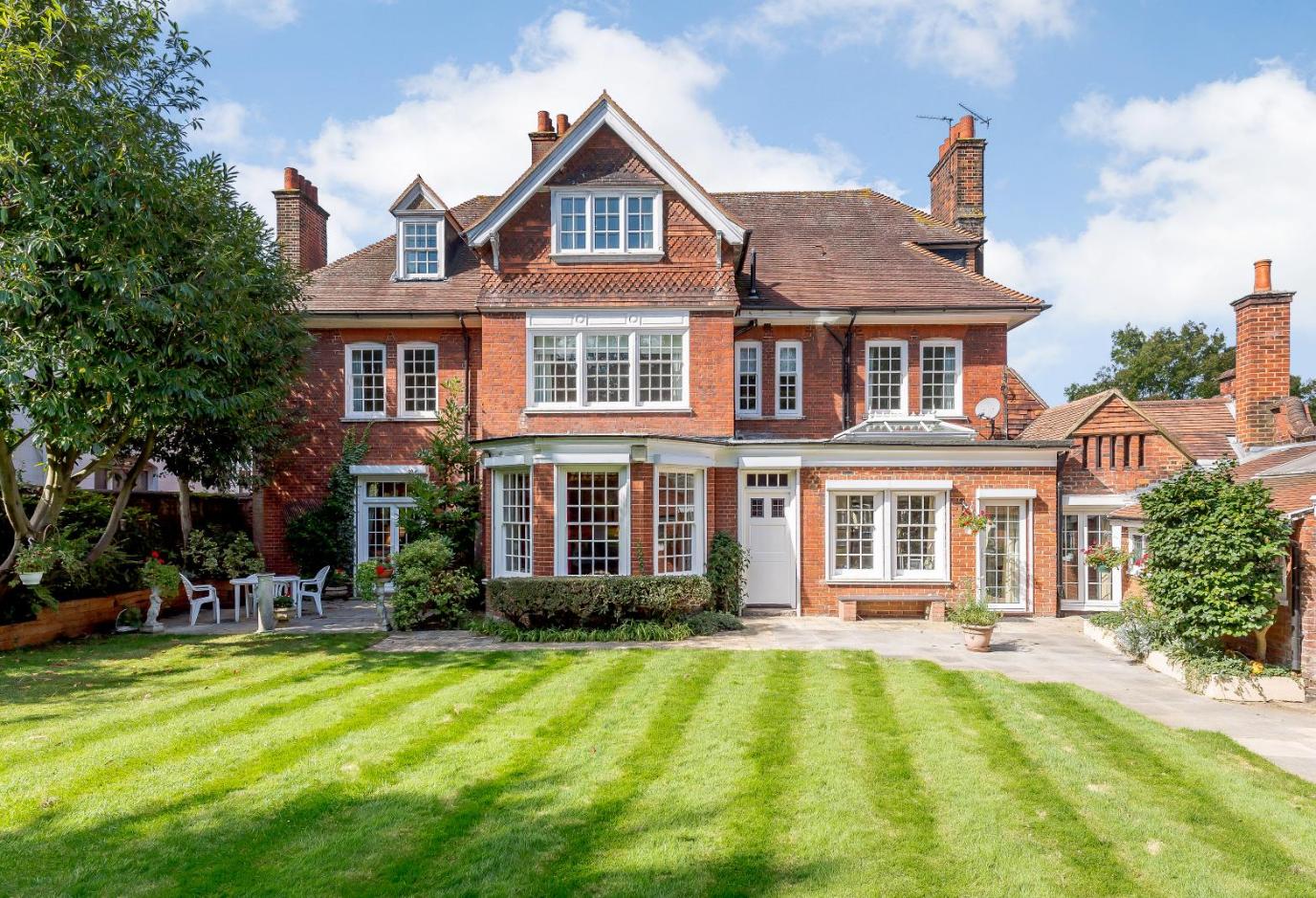 Ealing London Dutch Grade II listed mansion house