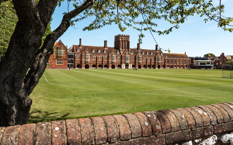 Eastbourne College, East Sussex, England