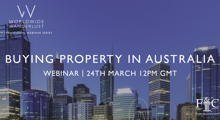 International Webinar Series: Focus on Australia