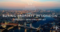 International Webinar Series: Focus on London