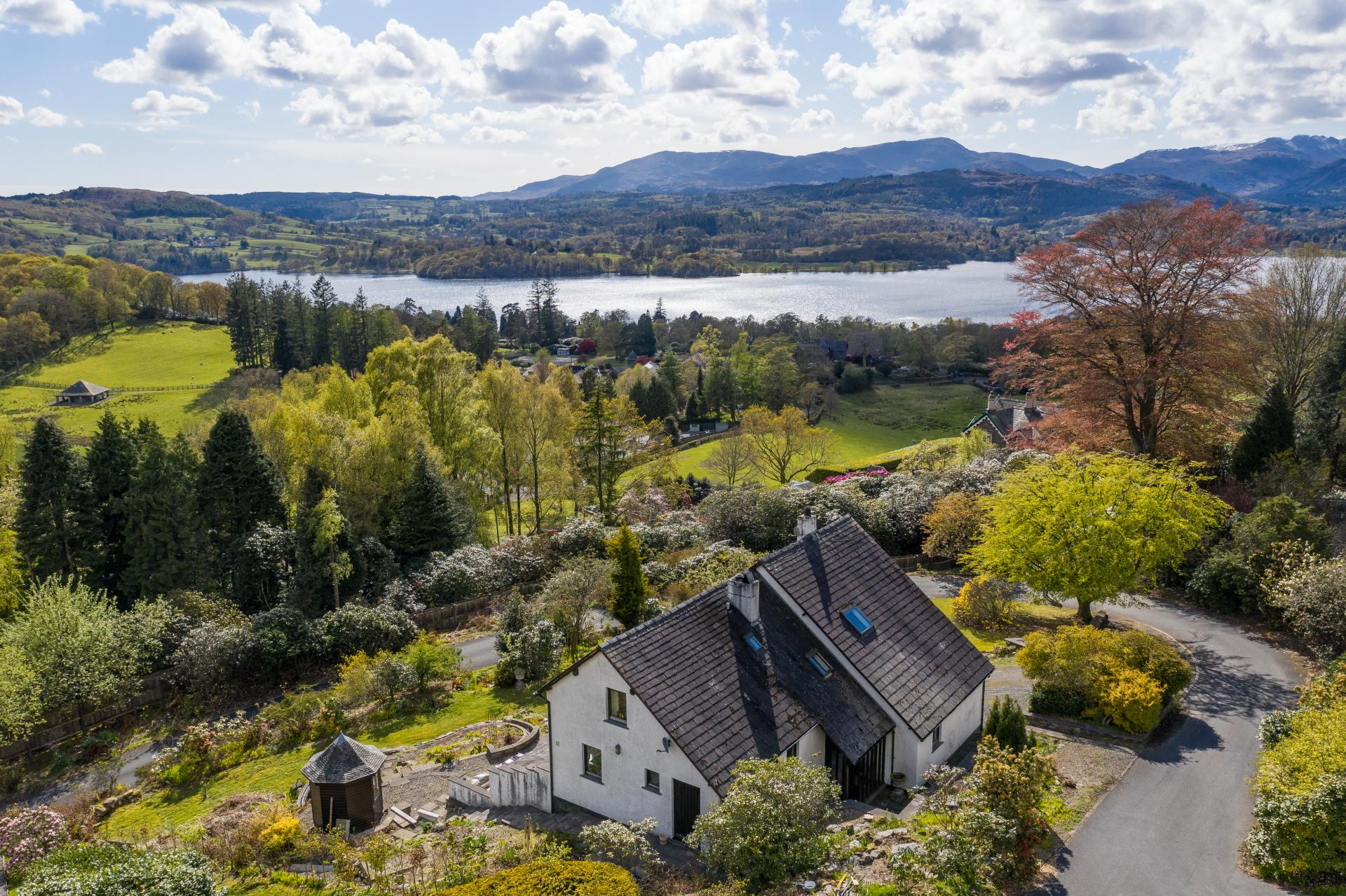Beautiful Lake District home with amazing views in Troutbeck, Cumbria