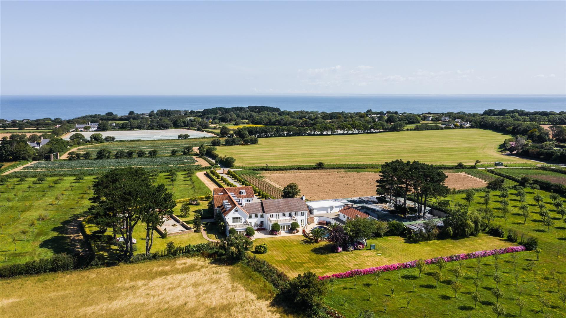 Fine & Country Jersey coastal countryside dream home