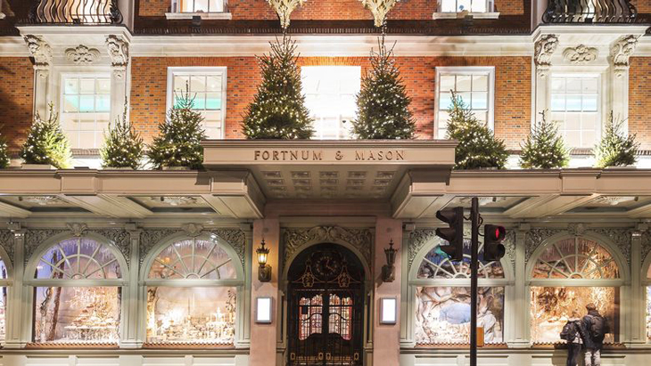 Competition: Win a Fortnum & Mason Christmas Hamper