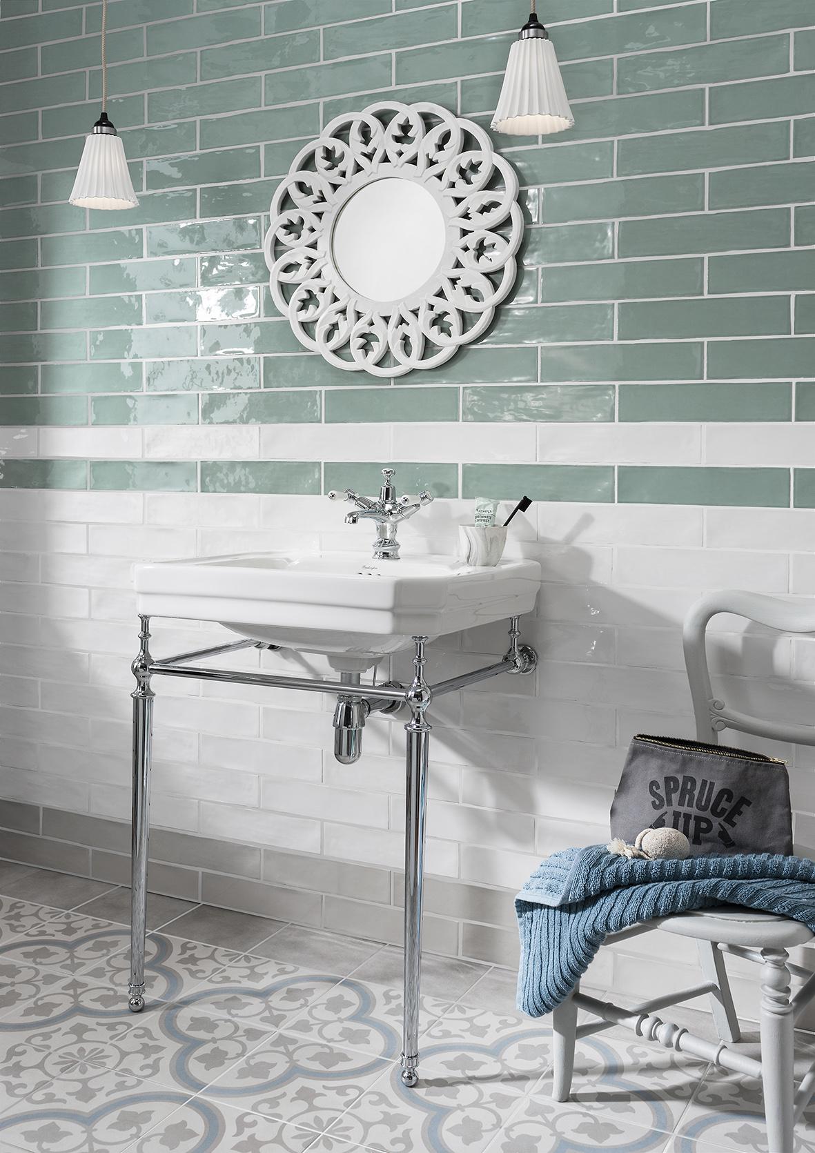 Gemini Tile - Havana Silver Floor Tiles