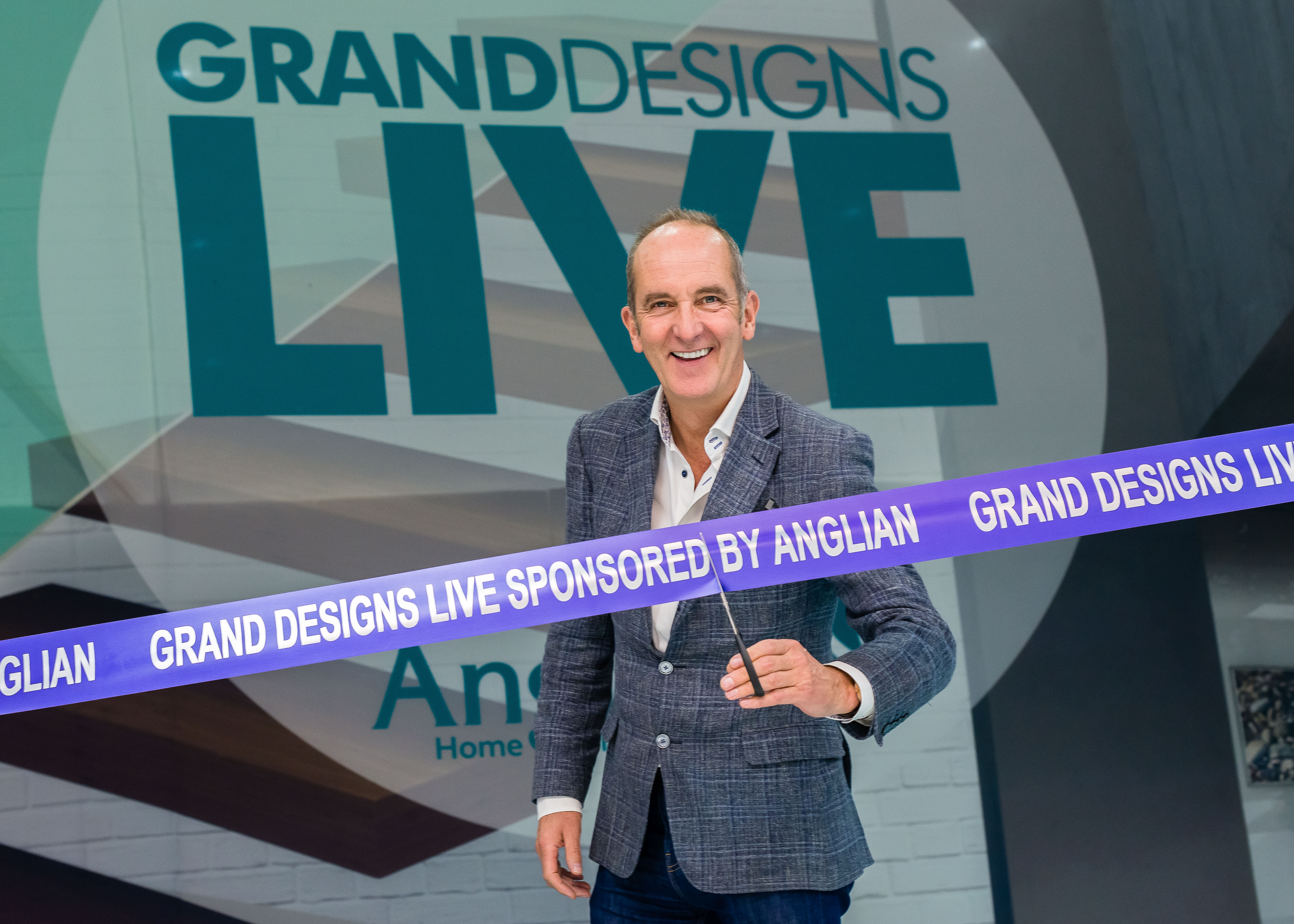 Competition: Win Two Tickets to Grand Designs Live