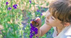 Gardening hacks the children can get involved with
