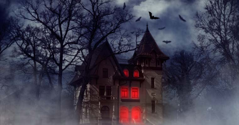 Quiz: Which famous haunted house should you live in?