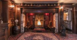 Burning desire: Homes with amazing fireplaces