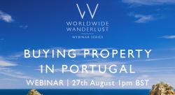 International Webinar Series: Focus on Portugal