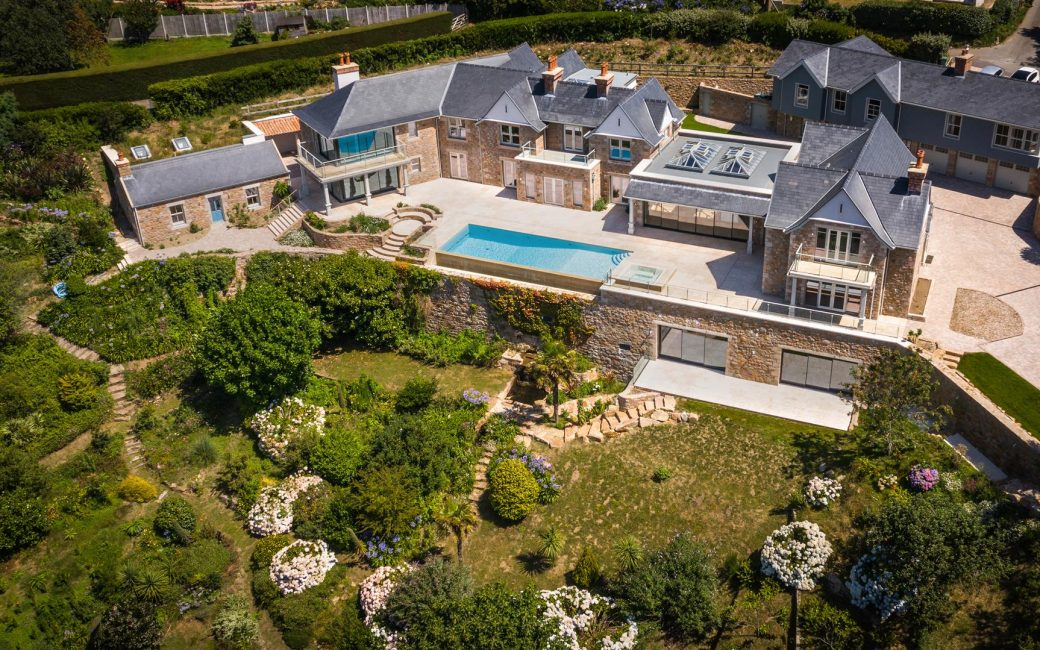 jersey amazing huge luxury stone mansion dream house