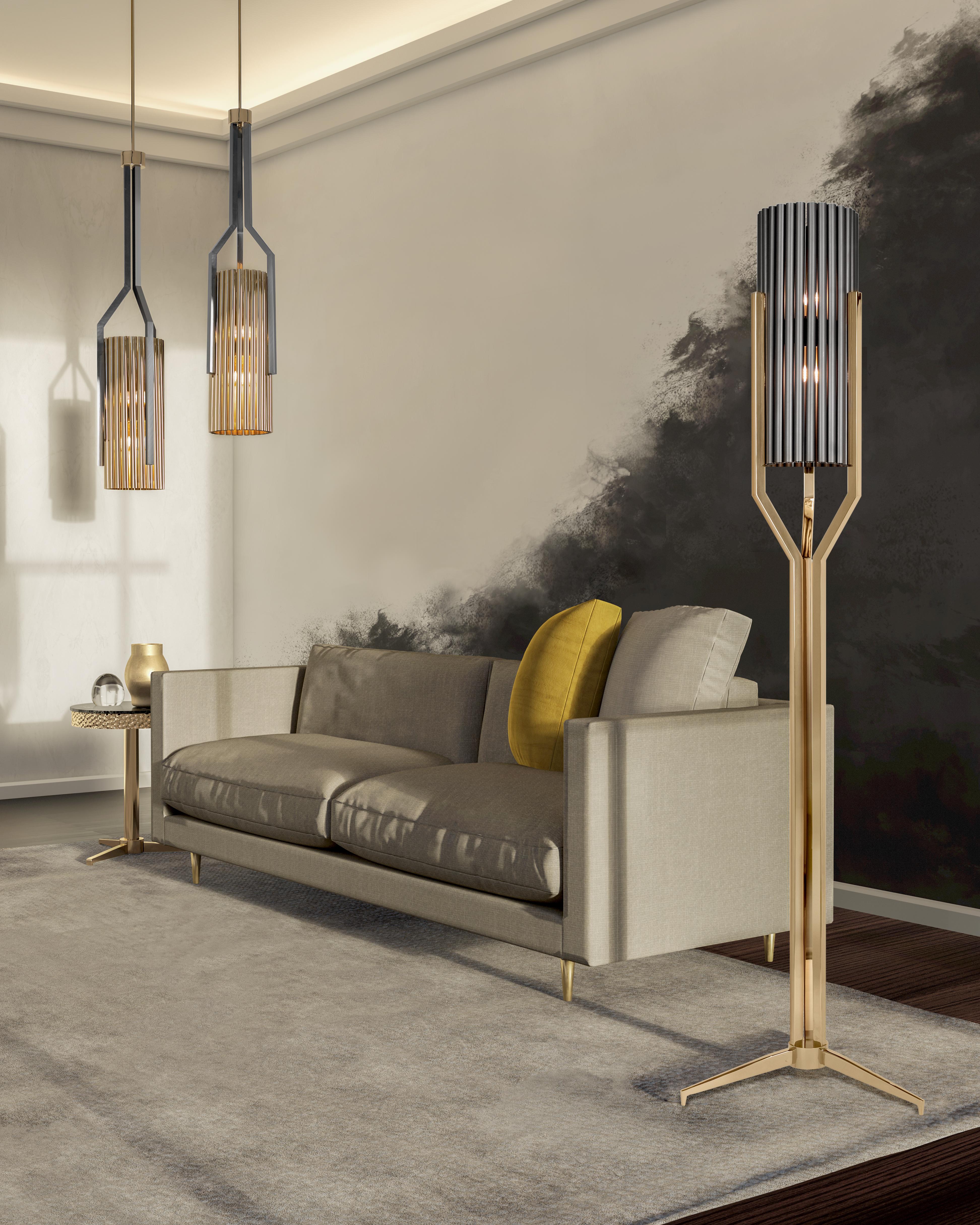 Juliettes Interiors luxury elegant coontemporary living room interior