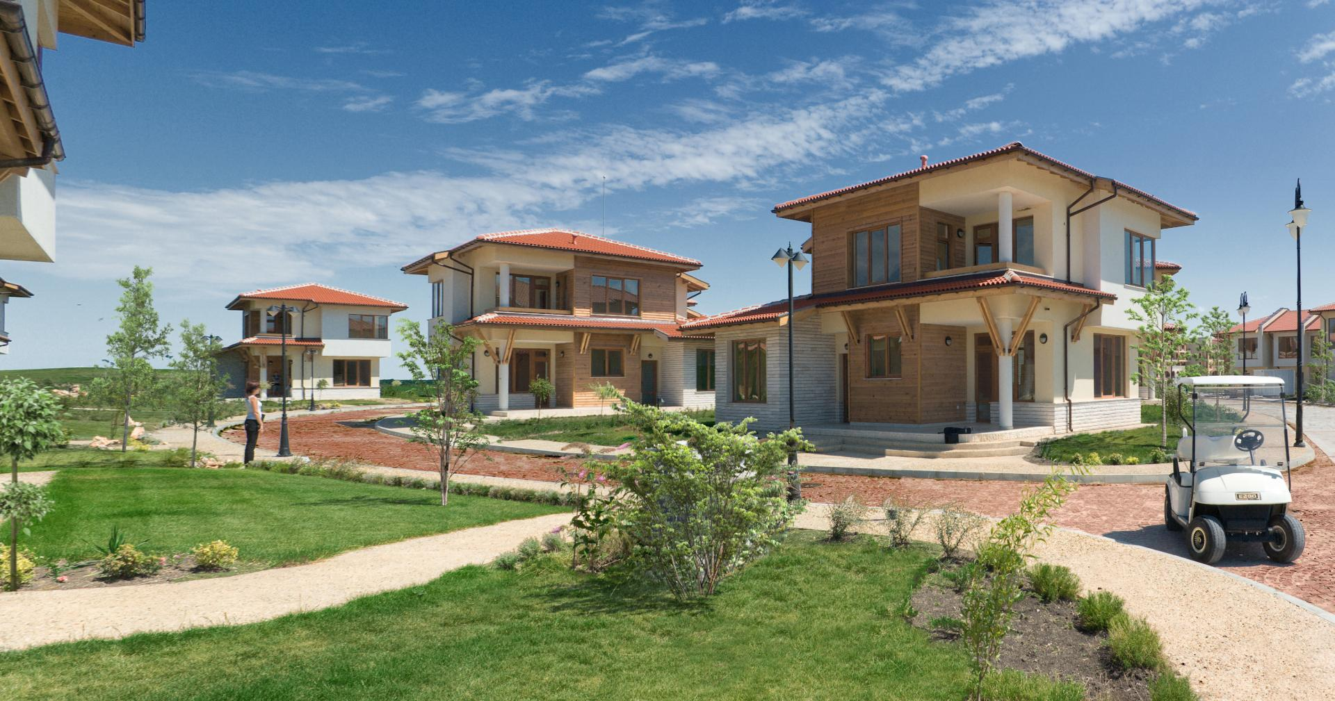 Lighthouse Golf & Spa Resort - house for sale - Bulgaria