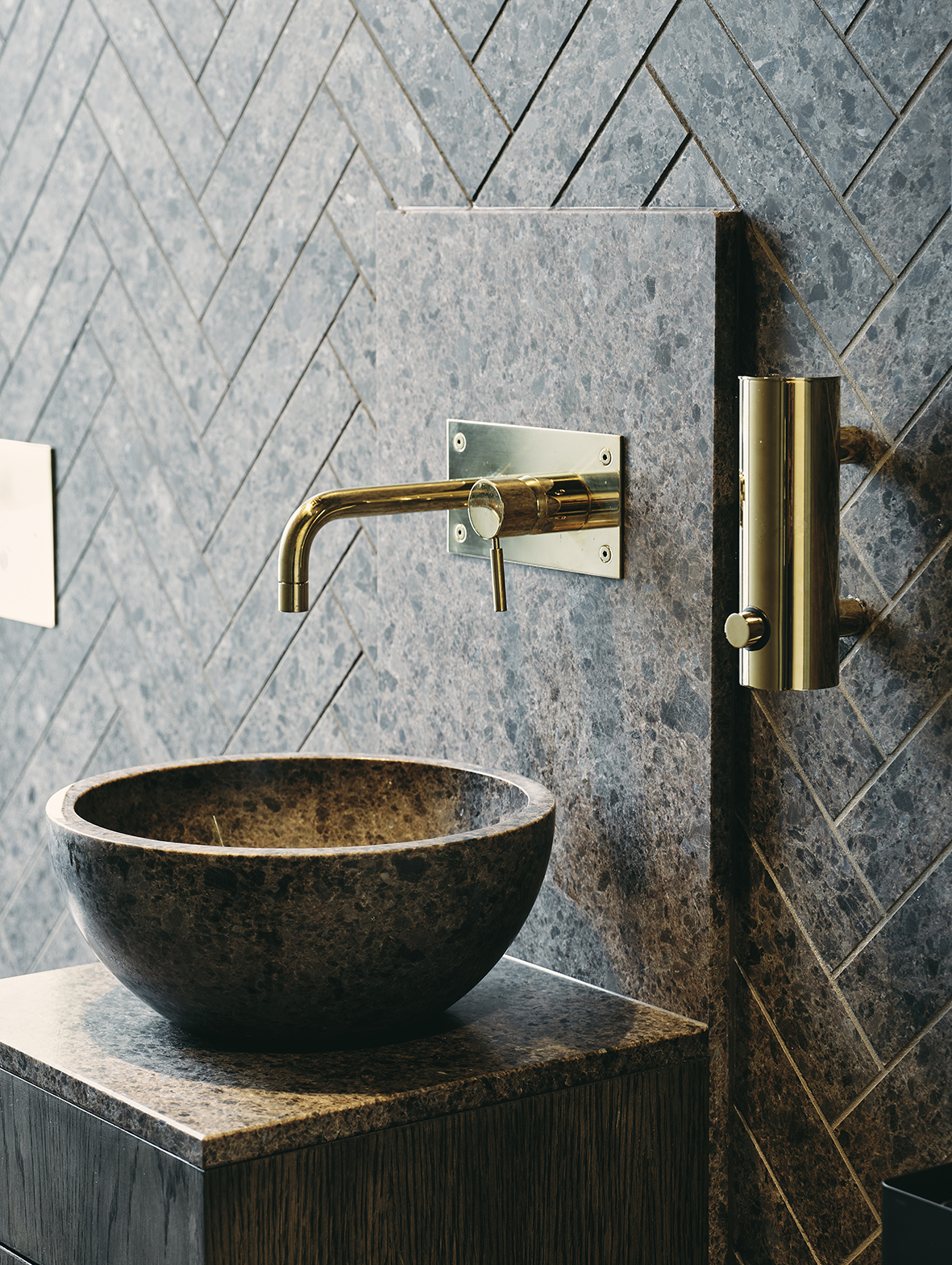 Lundhs Antique Natural Stone Basin