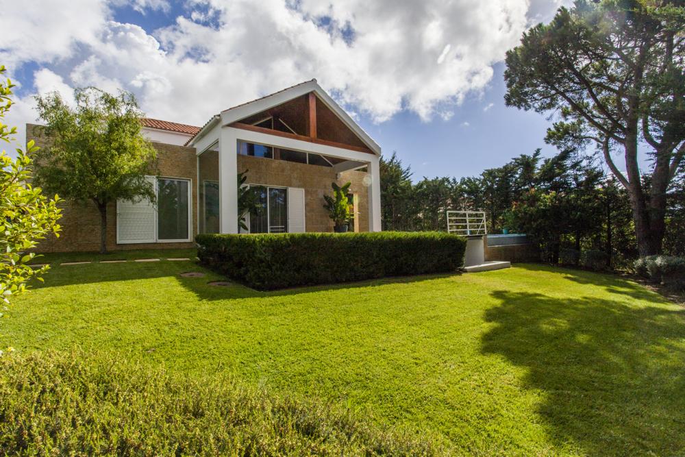 luxury contemporary detached villa Portugal