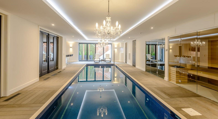 Making a Splash: Top 10 homes with swimming pools