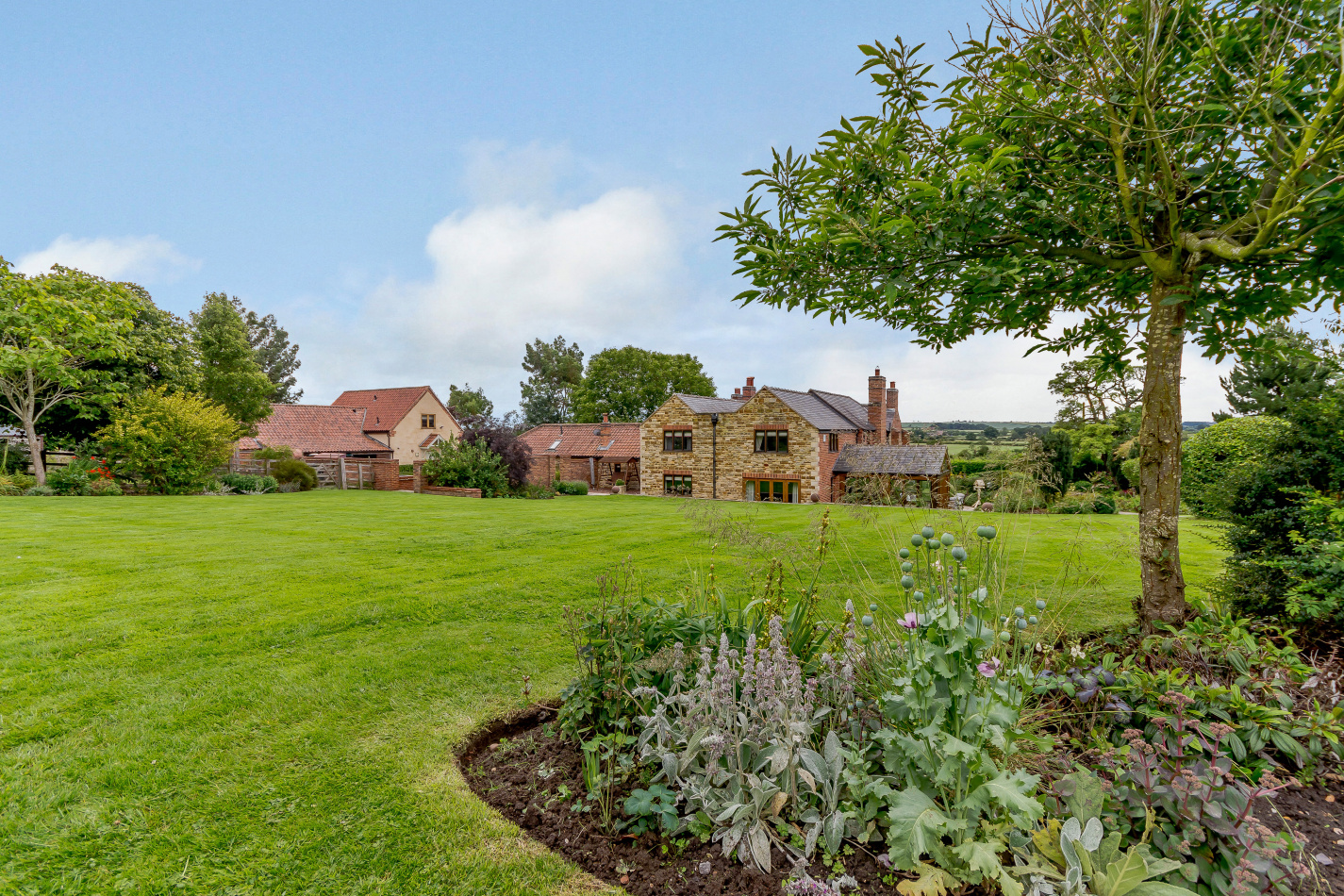 Melton Mowbray farmhouse equestrian country house