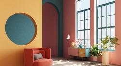 Revamp your home with colour