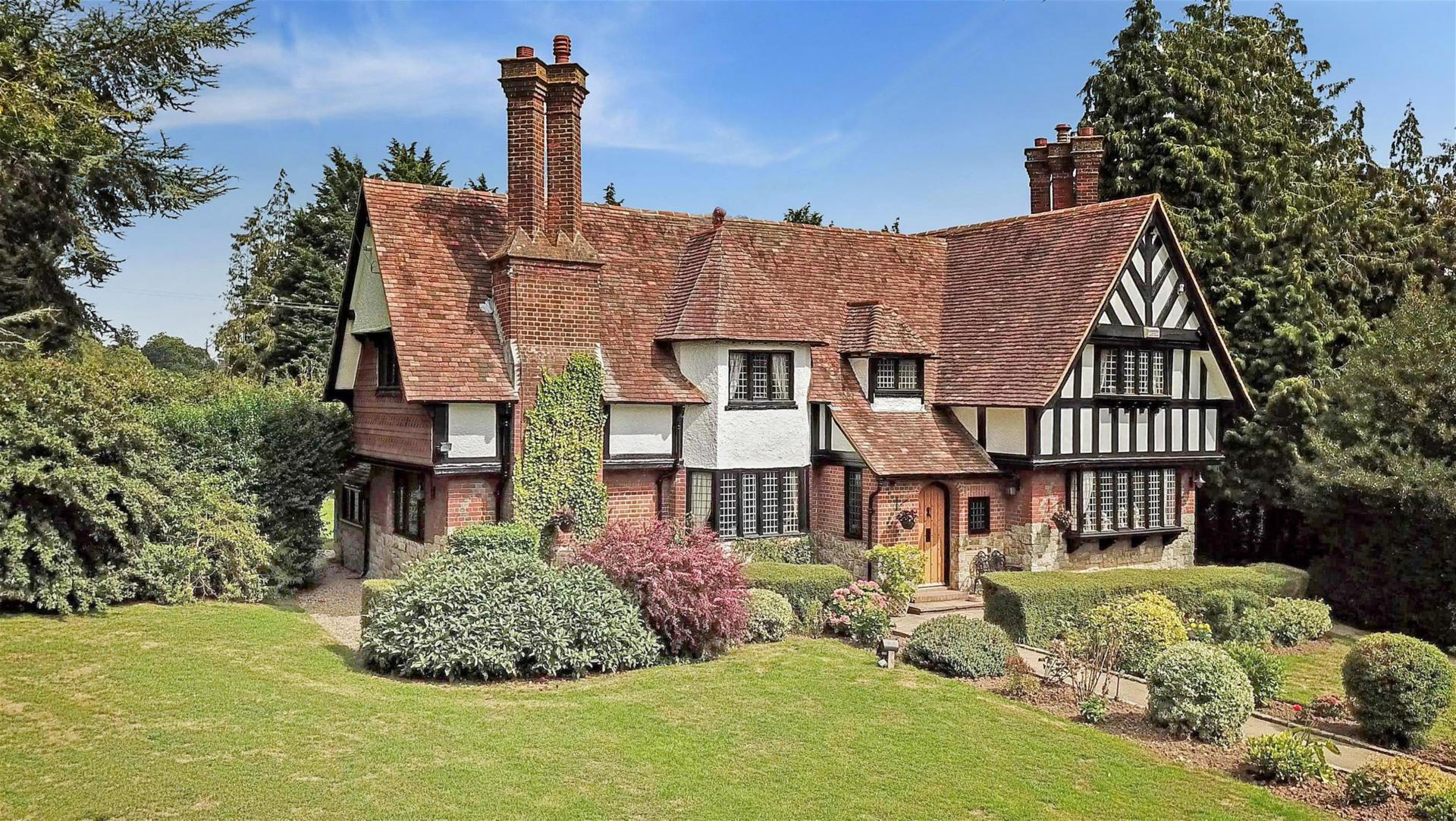 Britain's oldest homes for sale