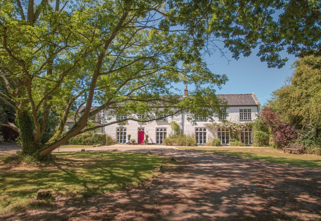 Norfolk 17th century period country house equestrian property