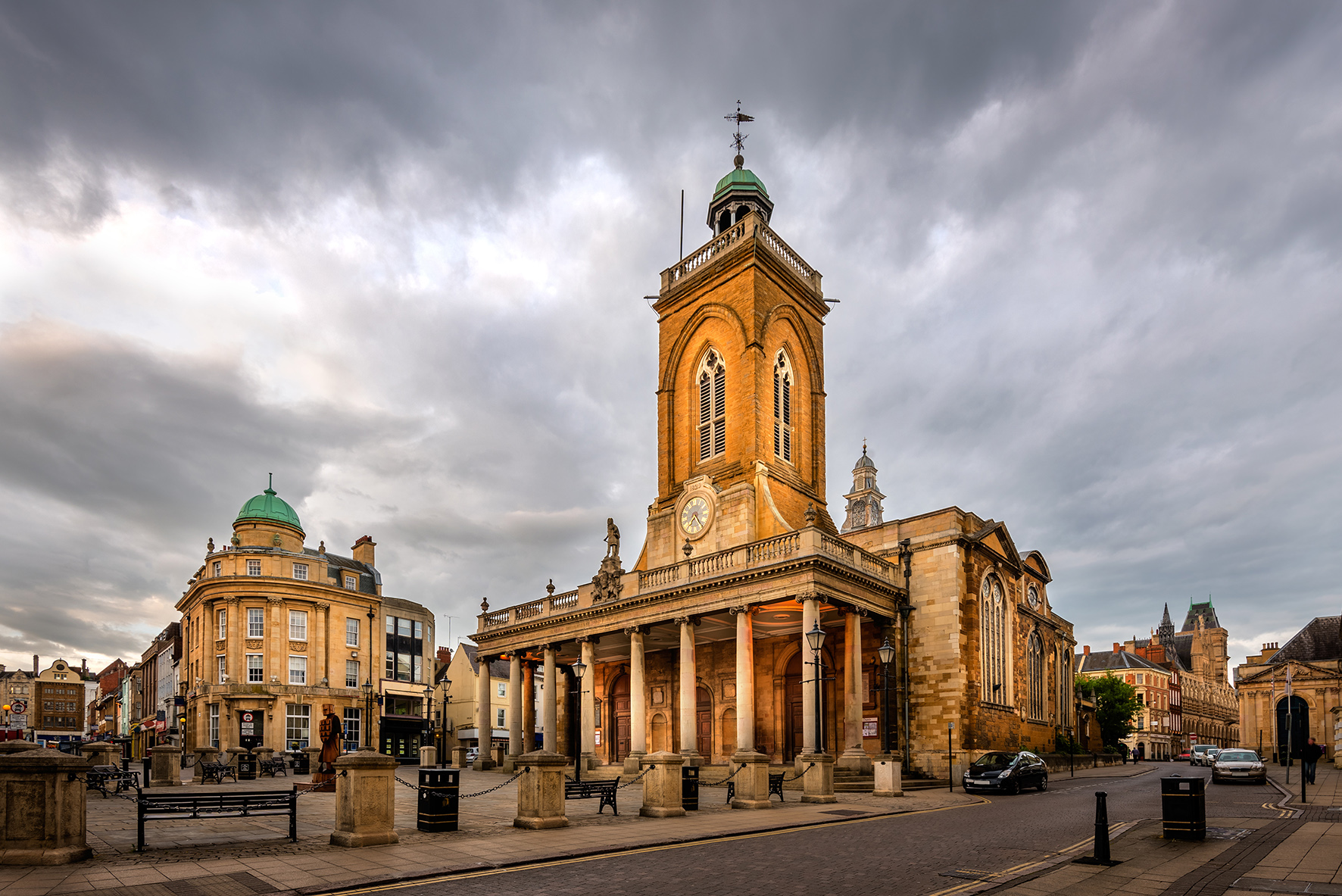 Northampton city