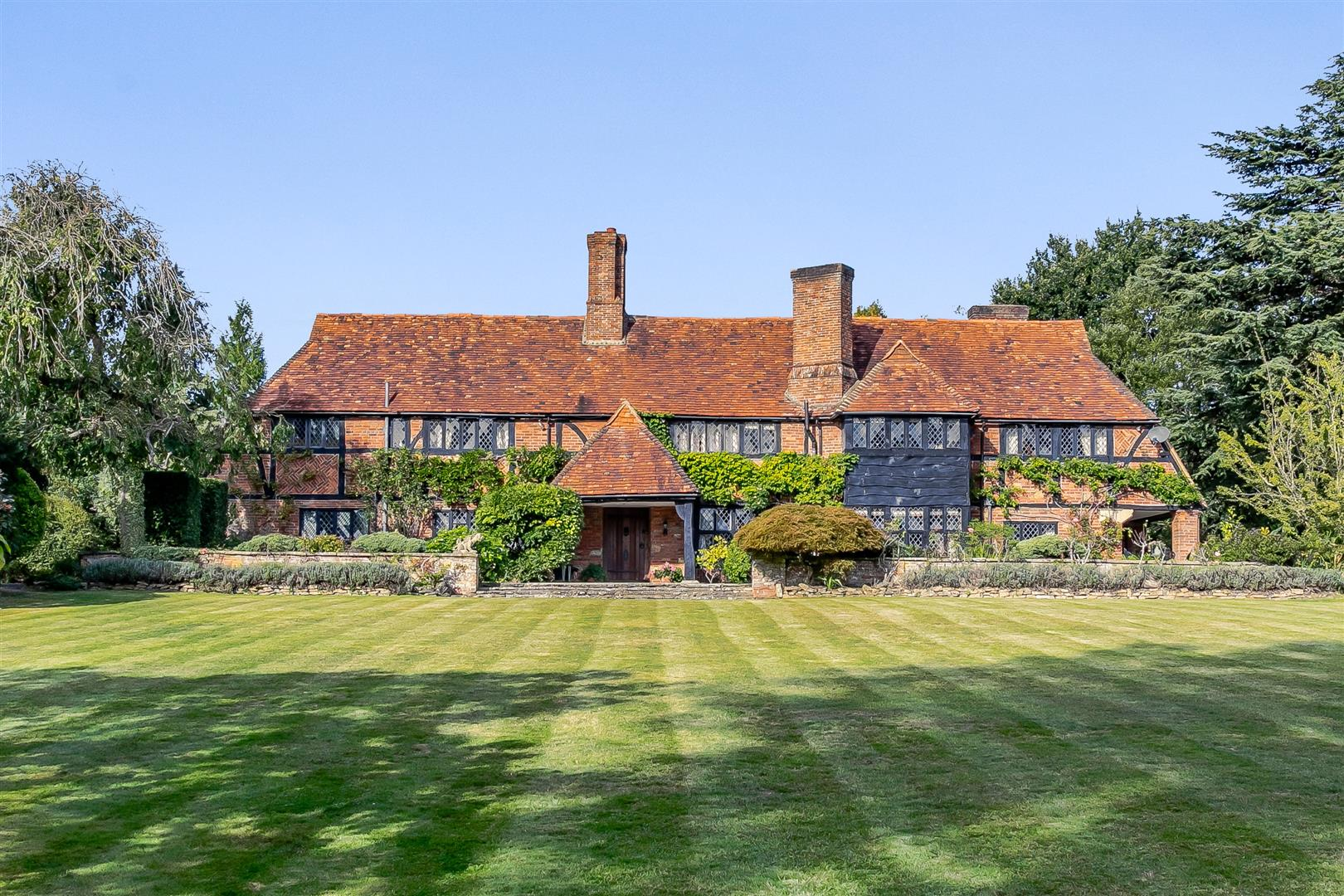 Old Timbers Estate manor house