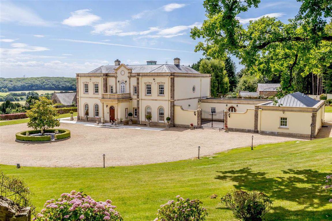 Palladian style modern Manor House