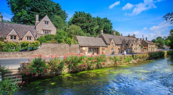 Britain's prettiest autumn villages