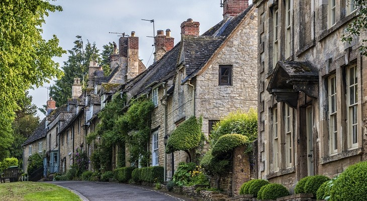 Britain's Prettiest Autumn Villages